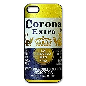 DiyCaseStore Cool Beer Series Corona Extra iPhone 5 5S Durable and lightweight Cover Case