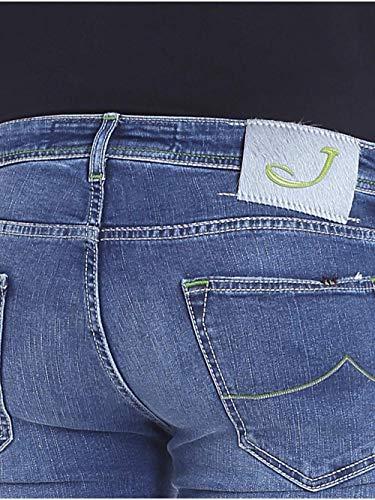 SIZE 37 JACOB COHEN PW62201133 Uomo Jeans cod DENIM xnpYqU0WAw