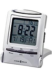 Howard Miller Travel Alarm Clock - Digital - Quartz