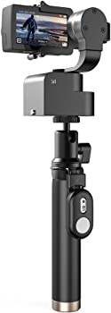 YI 4K Action Camera with Gimbal Stabilizer & Selfie Stick
