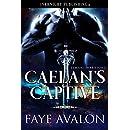 Caelan's Captive (Limani Warriors Book 1)