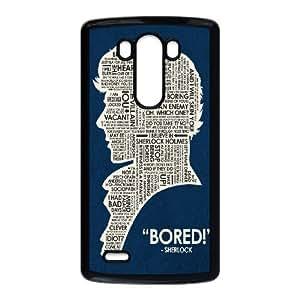LG G3 Phone Case Sherlock NX93426