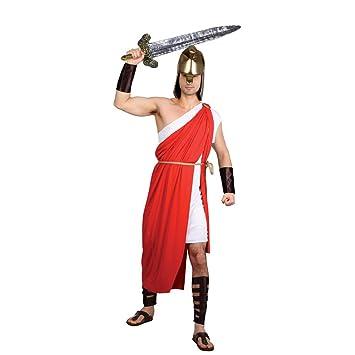ILOVEFANCYDRESS Disfraz DE Gladiador Espartano Conjunto TEMATICO ...