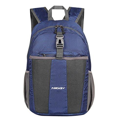 HEXIN Durable Lightweight Packable Daypack