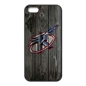 DASHUJUA houston rockets logo Phone Case for Iphone 5s