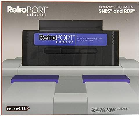 Retro-Bit-NES-6072 adaptador de cartucho de NES a SNES ...