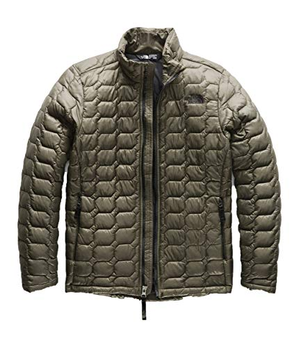 The North Face Kids Boy's Thermoball¿ Full Zip (Little Kids/Big Kids) New Taupe Green ()