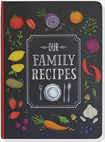 Our family recipes journal peter pauper press 9781441319487 books our family recipes journal peter pauper press 9781441319487 books amazon forumfinder Gallery
