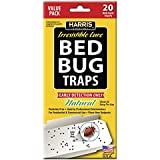 Harris Bed Bug Traps (20/Pack)