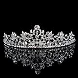 Topwedding Rhinestones Bridal Wedding Headpiece Tiara, women Bild 4