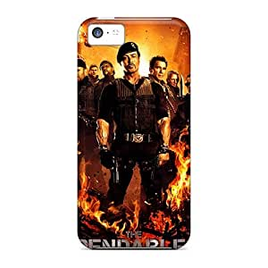 ChristopherWalsh Iphone 5c Durable Hard Phone Case Unique Design Trendy Linkin Park Image [lTs10947nNur]