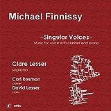 Michael Finnissy: Singular Voices