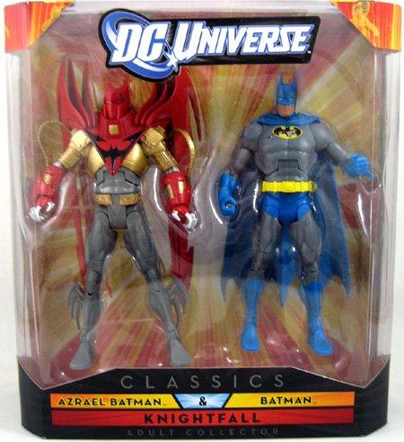 (DC Universe Collector Classics Knightfall Azrael Batman Batman)