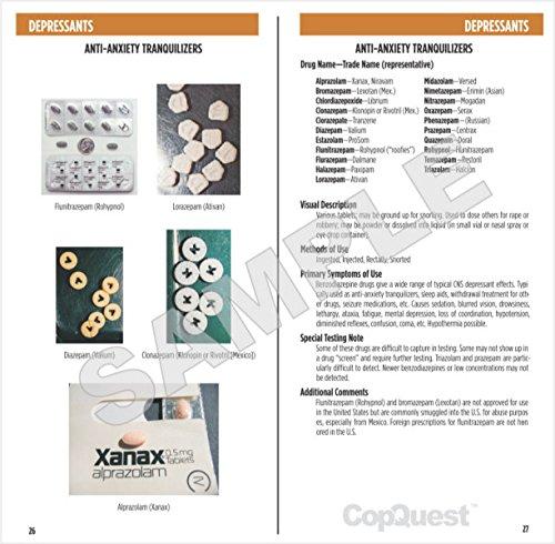 LAWTECH PUBLICATIONS Drug ID & Symptom Guide - 6th Edition