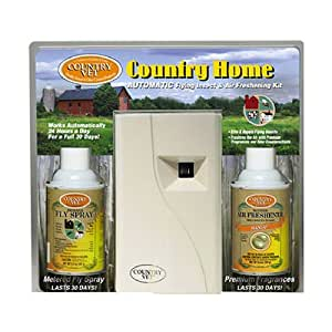 ZEP 32-1968CV Flying Insect Repellent/Odor Kit