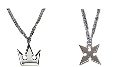 Kojococ kingdom hearts soras crown roxass cross necklaces kojococ kingdom hearts soras crown roxass cross necklaces aloadofball Gallery