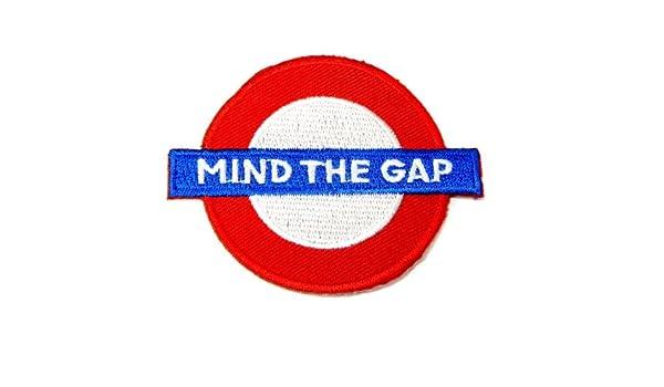 Señal de stop Mind The Gap 2.8