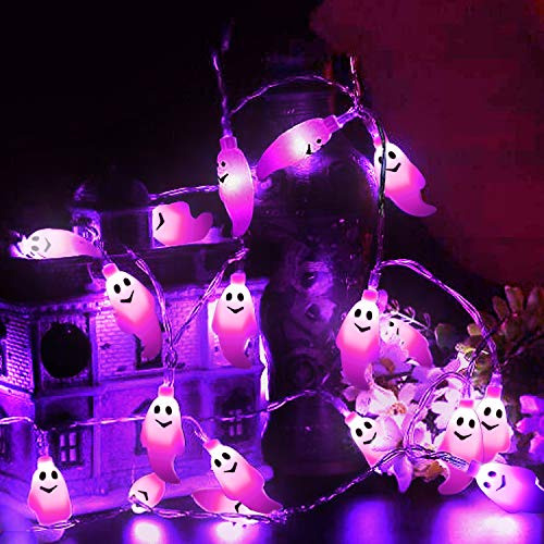 20 Led Festoon Party Lights White in US - 7