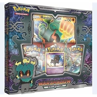 Pokemon Company International 25967–PKM marshadow Boîte