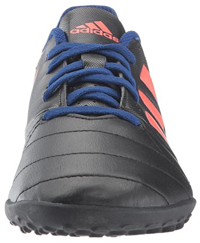 Adidas Prestaties Vrouwen Ace 17,4 Tf W Voetbalschoen Zwart / Gemakkelijk Koraal / Mystery Inkt