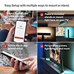Sengled Smart LED Light Bar Works with Alexa Google Home, RGB Color Changing Ambient Lighting with APP and Voice Control… 9