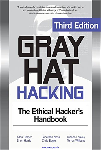 Gray Hat Hacking The Ethical Hackers Handbook - 3rd Edition: 3rd - Hat Thirds