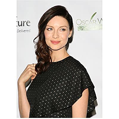 Caitiona Balfe Posing at Event Smiling with Eyes to Side 8 x 10 inch Photo