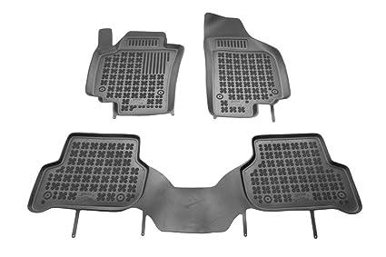 Alfombrillas de goma Seat Altea 2004-2010