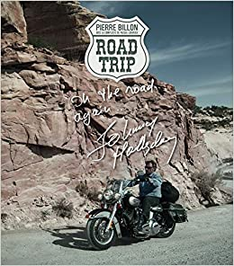 Book's Cover of Coffret Road Trip : Johnny Hallyday on the road again (Français) Relié – 30 octobre 2020