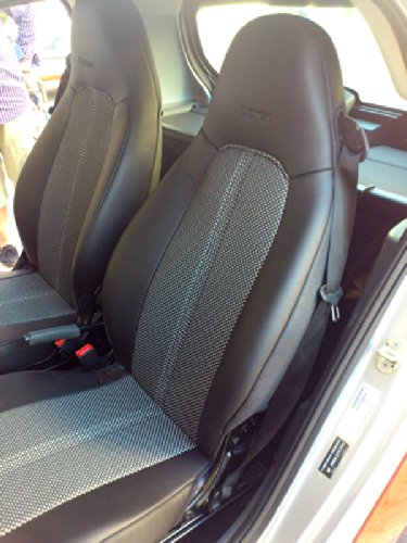 smart car fortwo seat covers - 4