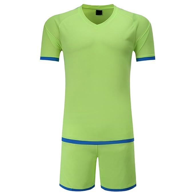 KINDOYO Camisa de fútbol para Hombres y niños, chándal, Ropa ...