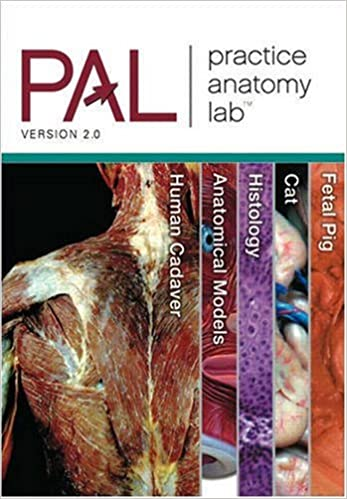 Amazon.com: Practice Anatomy Lab 2.0 CD-ROM (9780321547255): Ruth ...