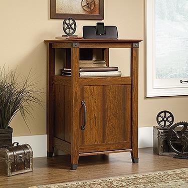 Sauder Carson Forge Technology Pier Free Standing Cabinet, W