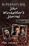 John Winchester's Journal, Alex Irvine, 0061706620