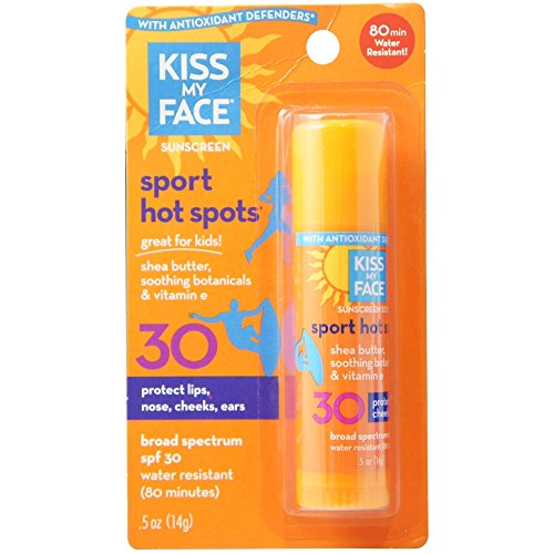 Kiss My Face Biodegradable Sunscreen