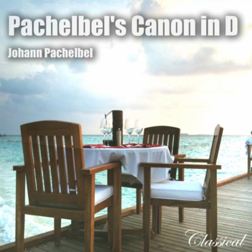 pachelbels canon The beautiful and inspiring canon in d is one of the most beloved pieces of  music ever written this new age version features harpsichord, keyboards,  orchestra,.
