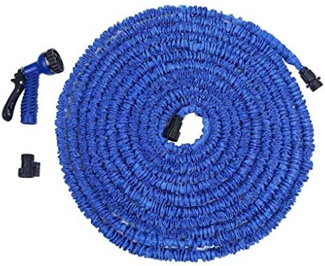 WANGLXFC Garden Hose Pipe Water Hose Suitable for Children to Play Car Wash Multiple Sizes Magic Hose, Expandable Hose, 100inch