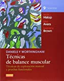 img - for Daniels y Worthingham. T  cnicas de balance muscular (Spanish Edition) by Marybeth Brown (2015-01-15) book / textbook / text book