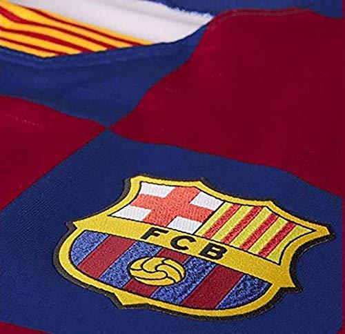 SALLARM Messi #10 Home 2020//2021 Season Kids Youth Sport T-Shirts /& Shorts
