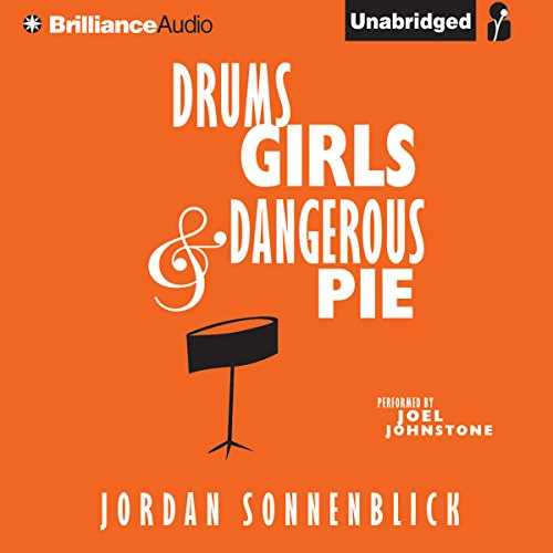 Drums, Girls, and Dangerous Pie Audiobook [Free Download by Trial] thumbnail