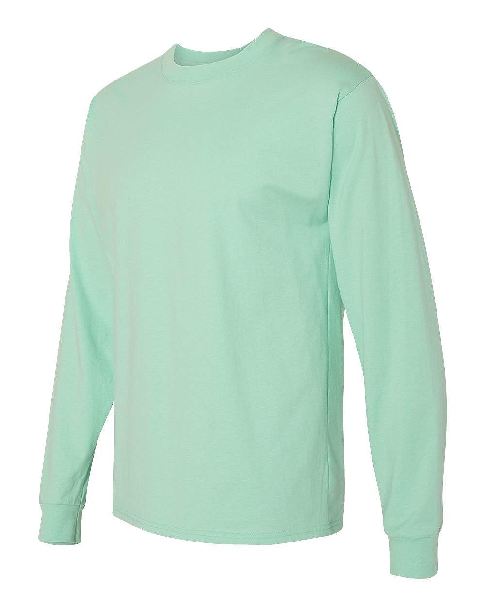 Hanes Long Sleeve Beefy-T T-Shirts