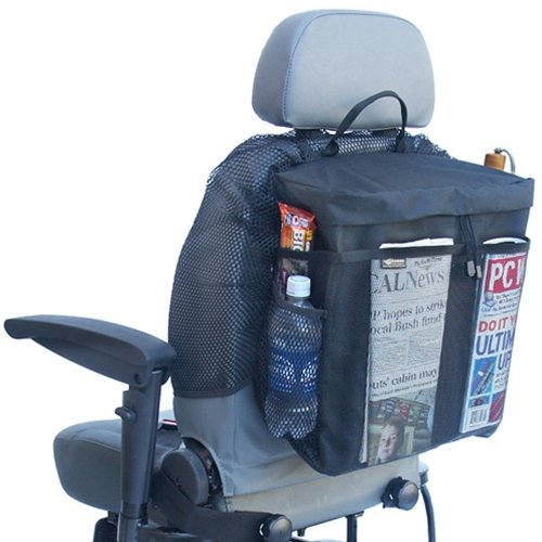 EZ Access Power Chair Pack - EZ Access Power Chair Pack - EZ0121BKEZ0121BK
