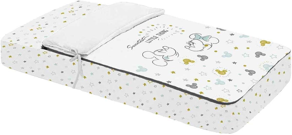 Saco Disney Minnie DE Cuna Cremallera Medida 60X120: Amazon.es ...