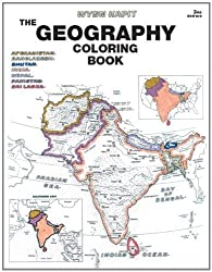 Geography Coloring Book (3rd Edition) (Edition 3) by Kapit, Wynn [Paperback(2002??]