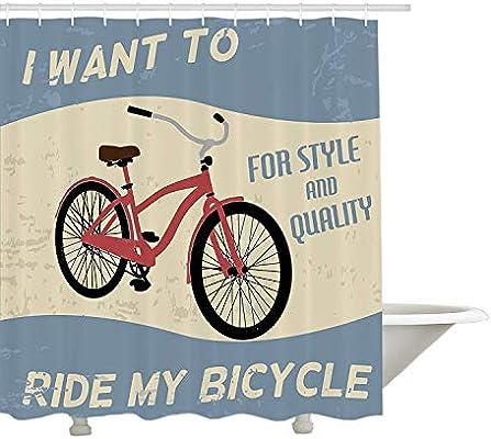 Yeuss Colección de decoración 1960, Recorrido en Bicicleta Alegría ...