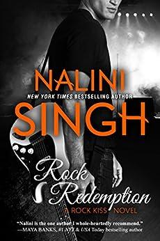 Rock Redemption (Rock Kiss Book 3) by [Singh, Nalini]