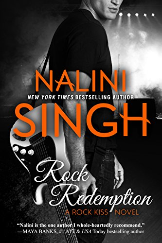 Rock Redemption (Rock Kiss Book ()