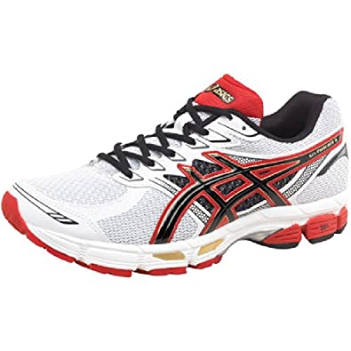 asics mens running trainers stability