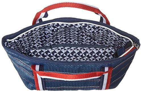 [Adidas Golf] round tote bag L23 × W18 × H13cm AWT 28 A42073 navy by adidas (Image #5)