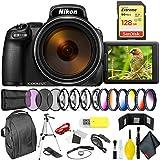 Nikon COOLPIX P1000 Digital Camera + 128GB Sandisk Extreme Memory Card Professional Kit International Model Review